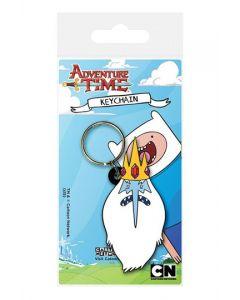 Adventure Time Eiskoenig Gummi-Schluesselanhaenger