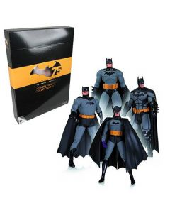 DC Collectibles Batman 75th Anniversary 4-Pack