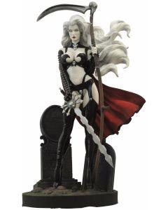 Femme Fatales Lady Death PVC-Statue #1