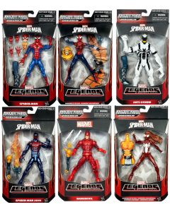 Marvel Legends Infinite Hobgoblin Ser. Spider-Woman